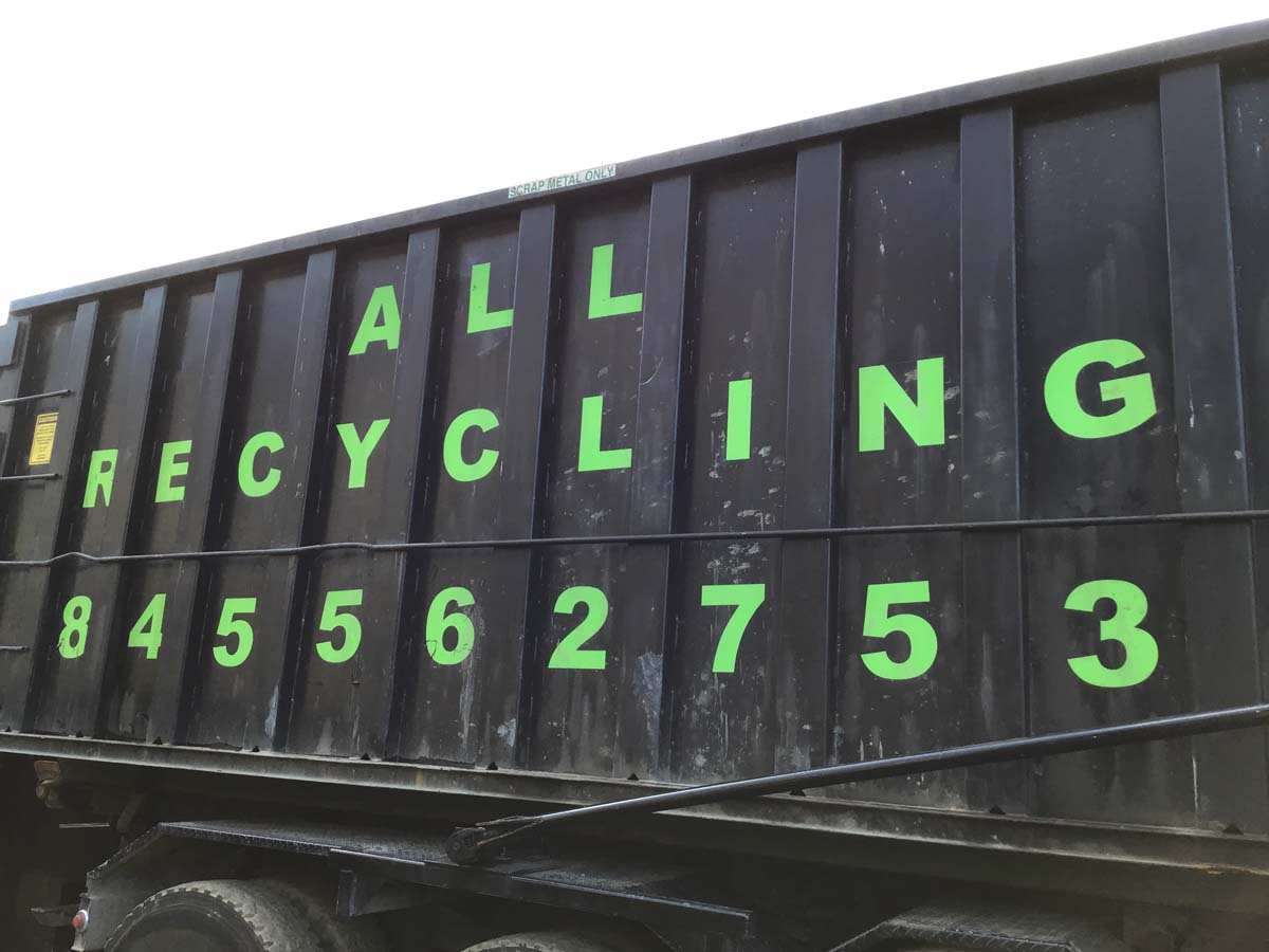 Scrap Metal Recycling Newburgh, NY
